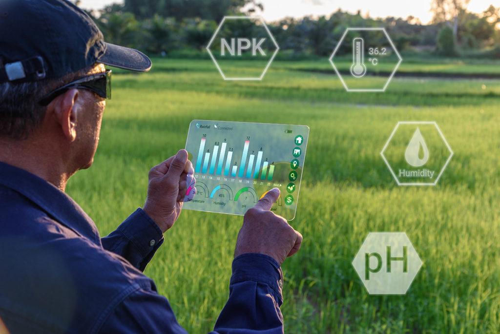 3 เทคโนโลยีการเกษตร