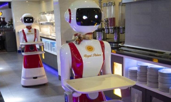 เทคโนโลยี หุ่นยนต์