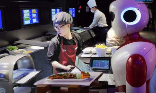 หุ่นยนต์พ่อครัว
