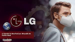 LG เปิดตัวเครื่องฟอกอากาศ