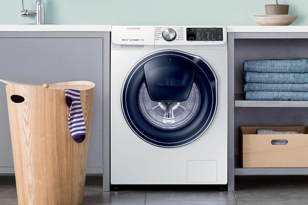 เทคโนโลยีเครื่องซักผ้า