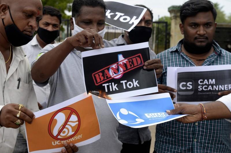 อินเดียห้ามใช้ TikTok ใ