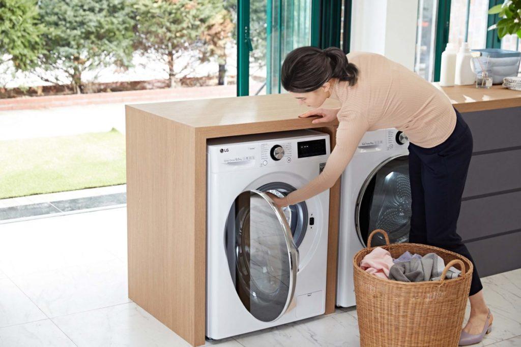 เทคโนโลยีเครื่องซักผ้า ในยุคปัญจุบัน