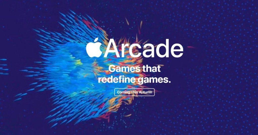 ผลิตภัณฑ์ของAppleApple TV + และ Apple Arcad