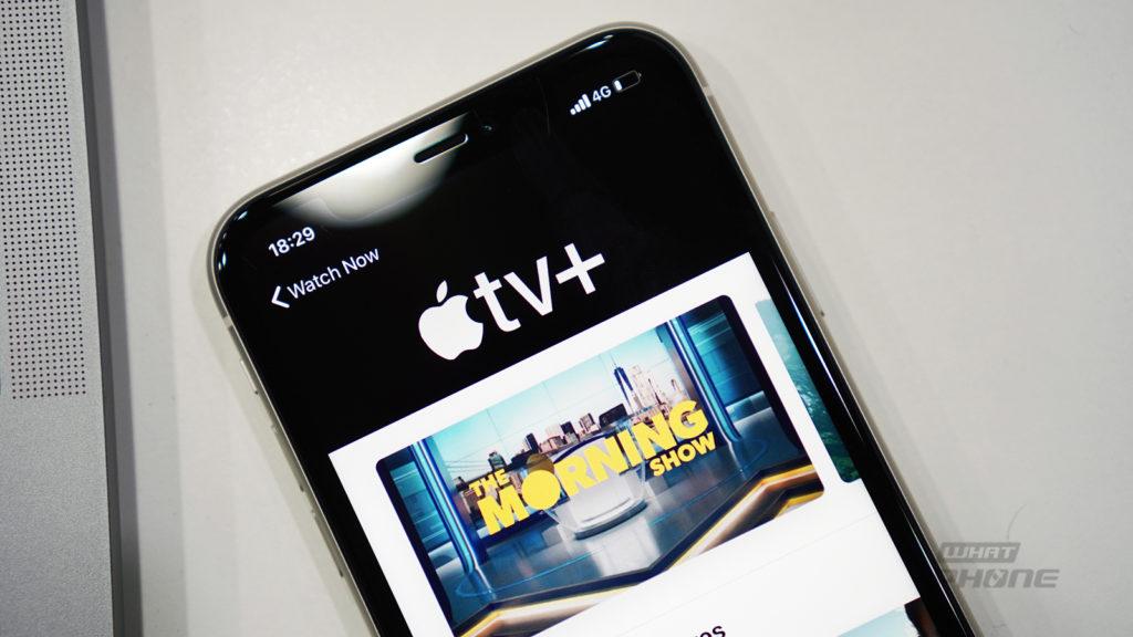 การเปิดตัวApple TV + และ Apple Arcad