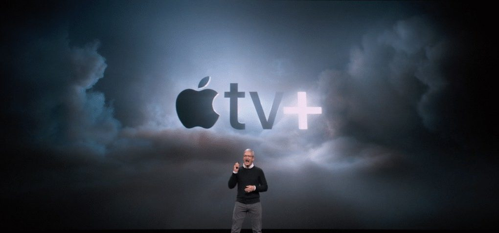 Apple TV + และ Apple Arcad