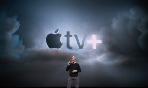 Apple TV + และ Apple Arcad