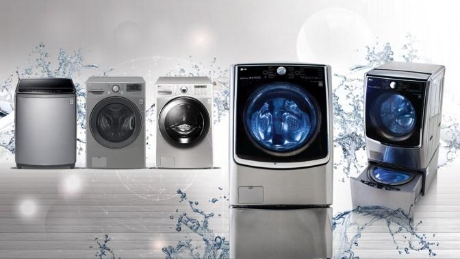 เทคโนโลยีเครื่องซักผ้า เครื่องซักผ้าฝาบน