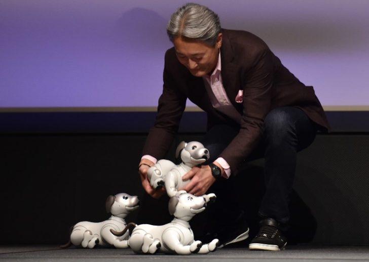 AI Aibo หุ่นยนต์สุนัข แสนรู้