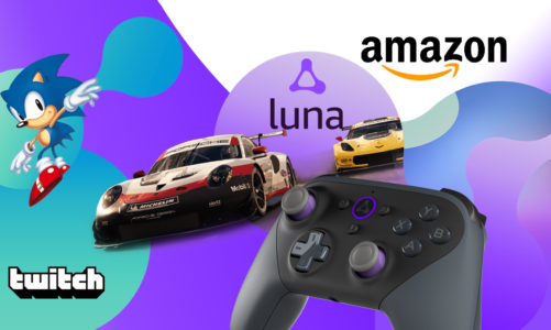 Amazon พร้อมเปิดตัว Luna