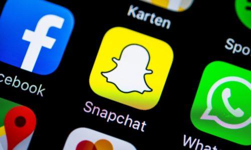 Snapchat แอพพลิเคชั่นสื่อสารยอดนิยมคนใกล้ชิดและเพื่อนๆ กับการเติบใตในยุคโรคระบาดร้าย