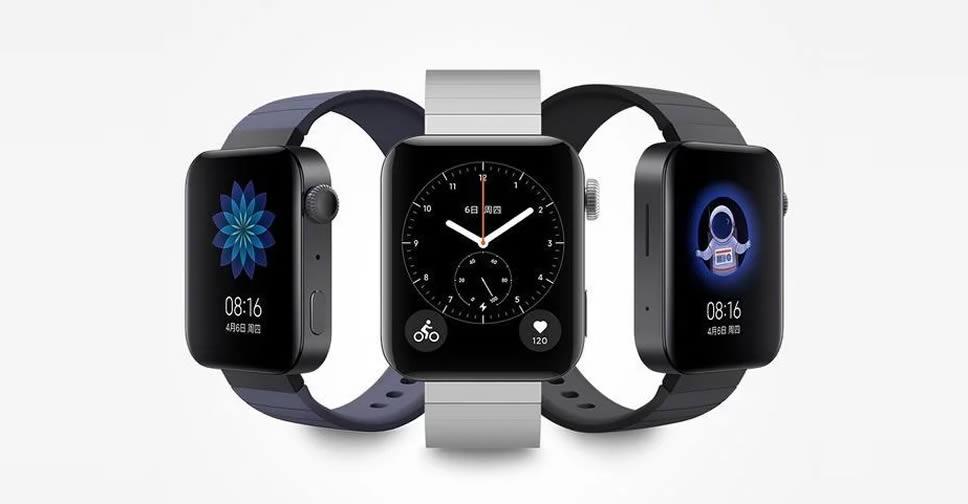 เทคโนโลยี Smart Watch-Xiaomi