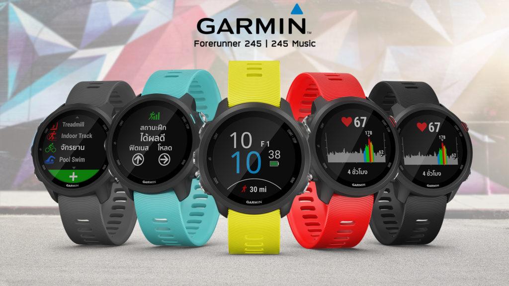 เทคโนโลยี Smart Watch -Garmin