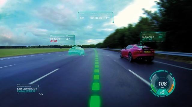 เทคโนโลยีเกี่ยวกับรถยนต์-ระบบการแกะรอยการวิ่งของรถยนต์