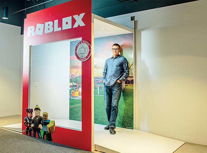 การเล่น Roblox
