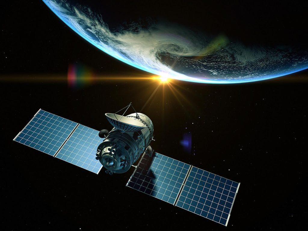 ดาวเทียม เทคโนโลยีอวกาศ-การสื่อสาร