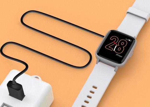 Xiaomi รุ่น Haylou LS01-Smart Watch ราคาประหยัด
