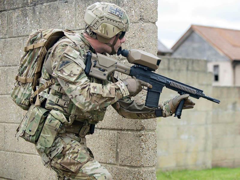 เทคโนโลยี ชุดเกราะเสริมความแกร่ง-future intregrate soldier technology