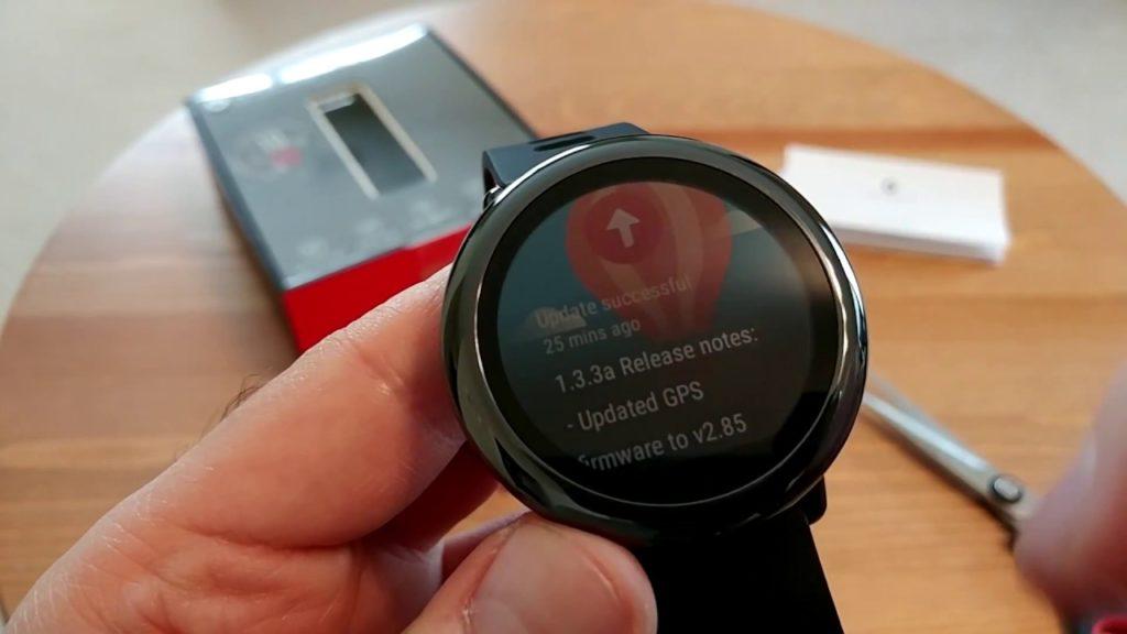 Xiaomi รุ่น AmazFIT Pace- Smart Watch