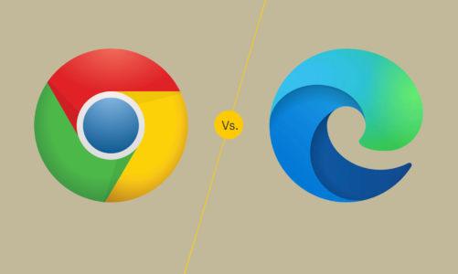 Edge เบราว์เซอร์จาก Microsoft สามารถแบ่งส่วนแบ่งทางการตลาดจาก Chrome ของ Google