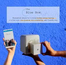 The Blue-Box- นักศึกษาวิศวกรรมชีวทางการแพทย์ วัย 23 ปี