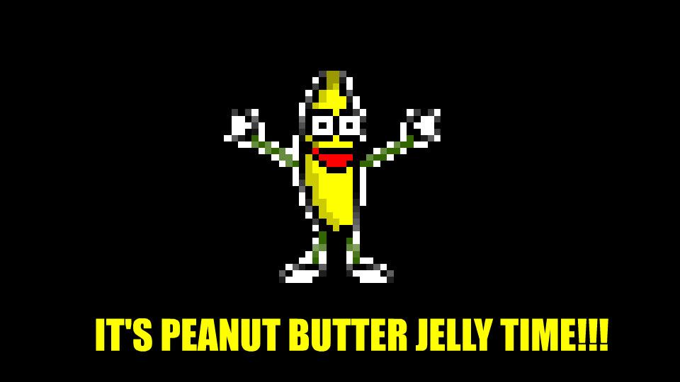 เกม Flash-เกมคลาสสิกเช่น  Peanut Butter Jelly Time