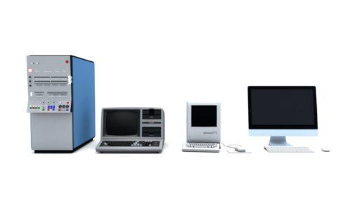 8 ประเภทของ คอมพิวเตอร์ จากยุคบุกเบิกถึงปัจจุบัน มีการพัฒนาให้มีขนาดเล็กลงมาเรื่อย ๆ