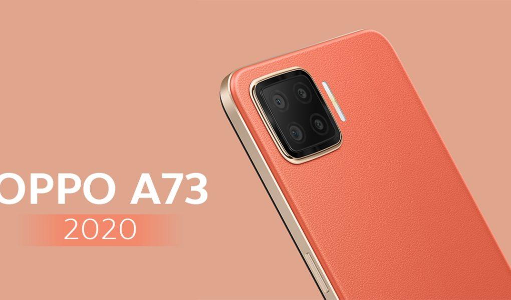 OPPO รุ่น A73