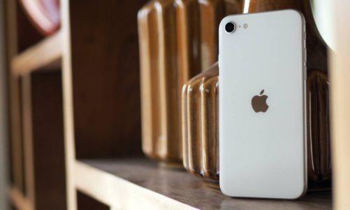 รุ่นเล็กแต่สเปคจัดจ้านไปกับสมาร์ทโฟนจากทาง Apple รุ่น iPhone SE 2020