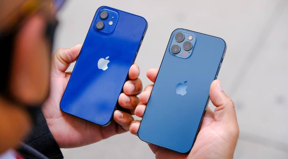 ไอโฟน 12-มินิ 12 ธรรมดา 12 โปรและ 12 โปรแมกซ์