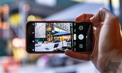 Google Pixel กับการอัพเดทฟีเจอร์กล้องใหม่แบบในไอโฟน กับการตั้งองศาในรูป