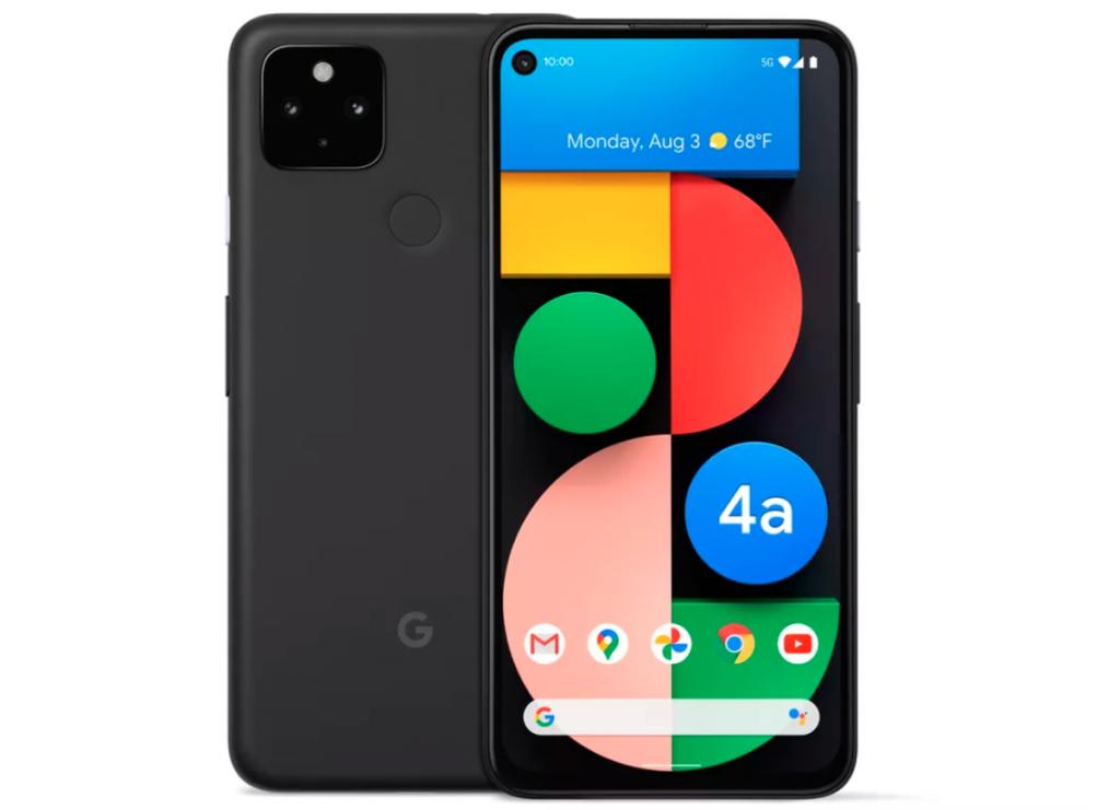 โทรศัพท์ pixel จะมีการใช้กล้องใต้หน้าจอ