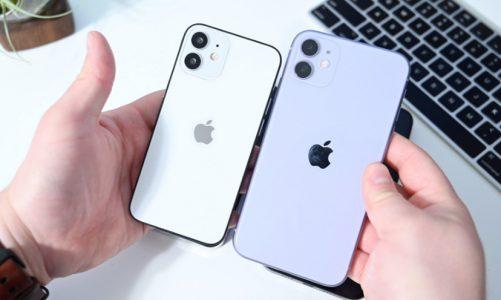 iPhone 12 mini จากบริษัทแอปเปิ้ลที่ไม่ได้รับความนิยมกันเป็นอย่างมากจากตลาด