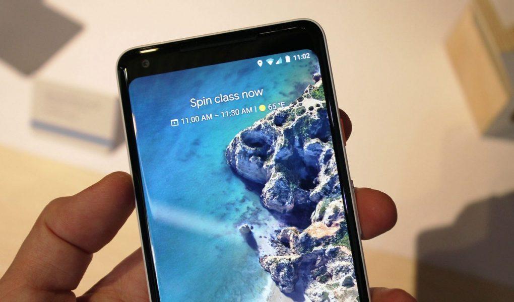โทรศัพท์ Google Pixel