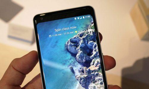 วิดเจทแอทอะแกลนซ์ที่ปรากฏขึ้นใน โทรศัพท์ Google  Pixel สร้างสีสันให้กับตัวเครื่องได้มากมาย