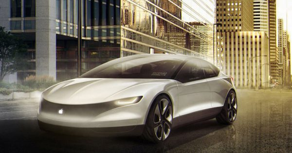 Apple เตรียมกระโดดลงธุรกิจรถยนต์