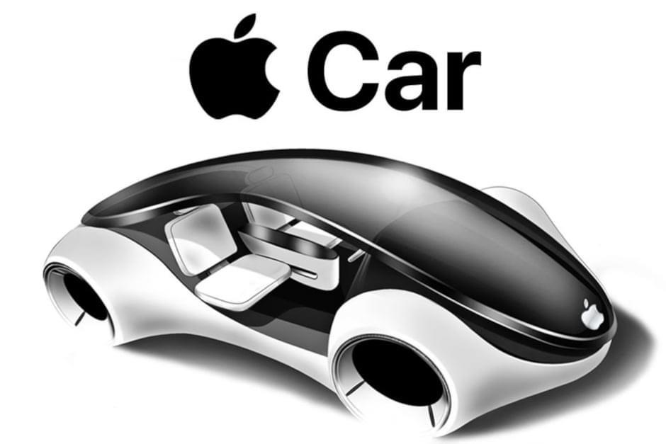 Apple Car รถยนต์ไร้คนขับ
