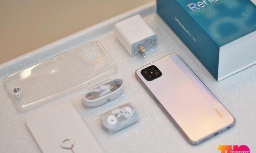 เชื่อมต่อกับทุกการใช้งานให้ทรงประสิทธิภาพเยอะกว่าเดิมกับสมาร์ทโฟนจากทาง OPPO Reno4 Z 5G