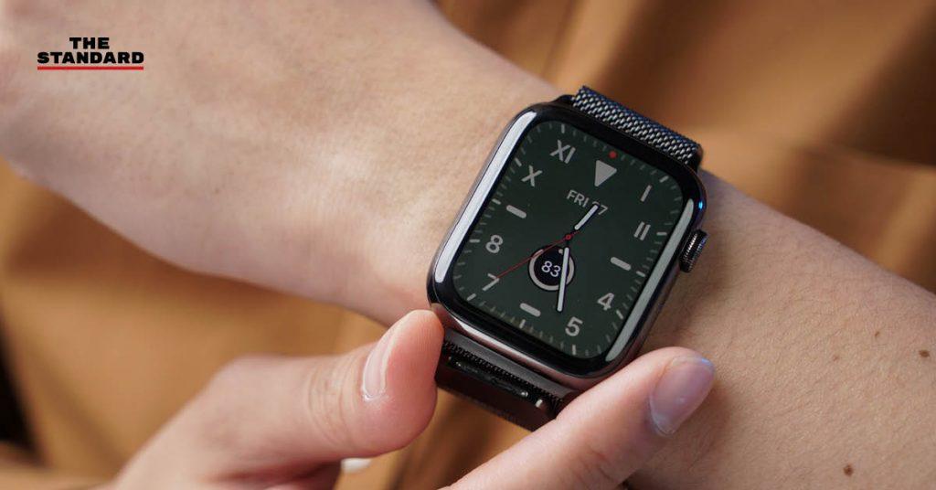 นาฬิกาอัจฉริยะ-ระบบจะติดต่อผ่านการเชื่อมสัญญาณบลูทูธ