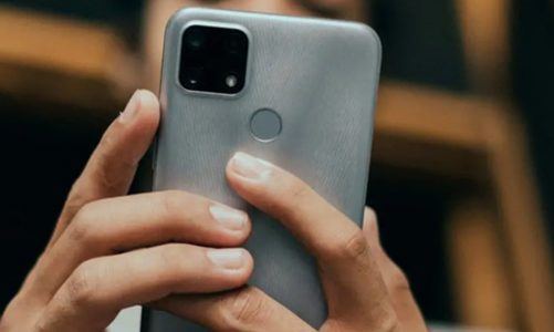 Google ที่เตรียมทำกล้องหน้าใต้จอ โทรศัพท์ pixel ของพวกเขา