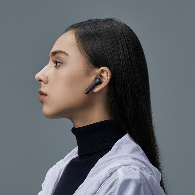 หูฟัง SOUNDPEATS Truebuds-พลังเสียงในด้านของเบสที่แน่น