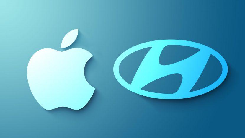บริษัท Hyundai ทำให้มีแนวโน้มว่าโครงการ Apple Ca