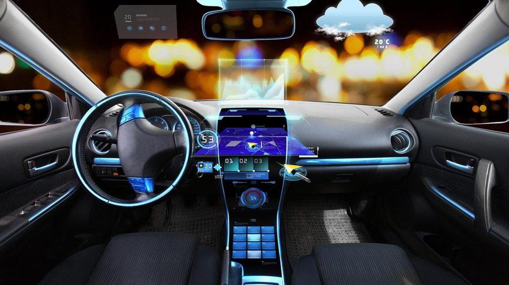 เทคโนโลยีด้าน IoT- Connected car