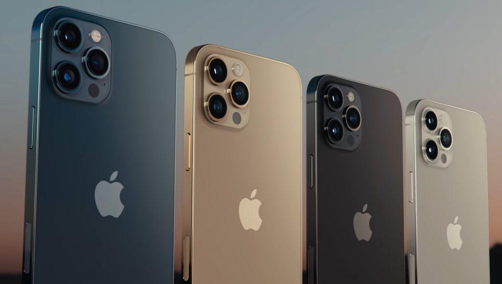 iPhone 13 Pro จะใช้หน่วยความจำ 1TB