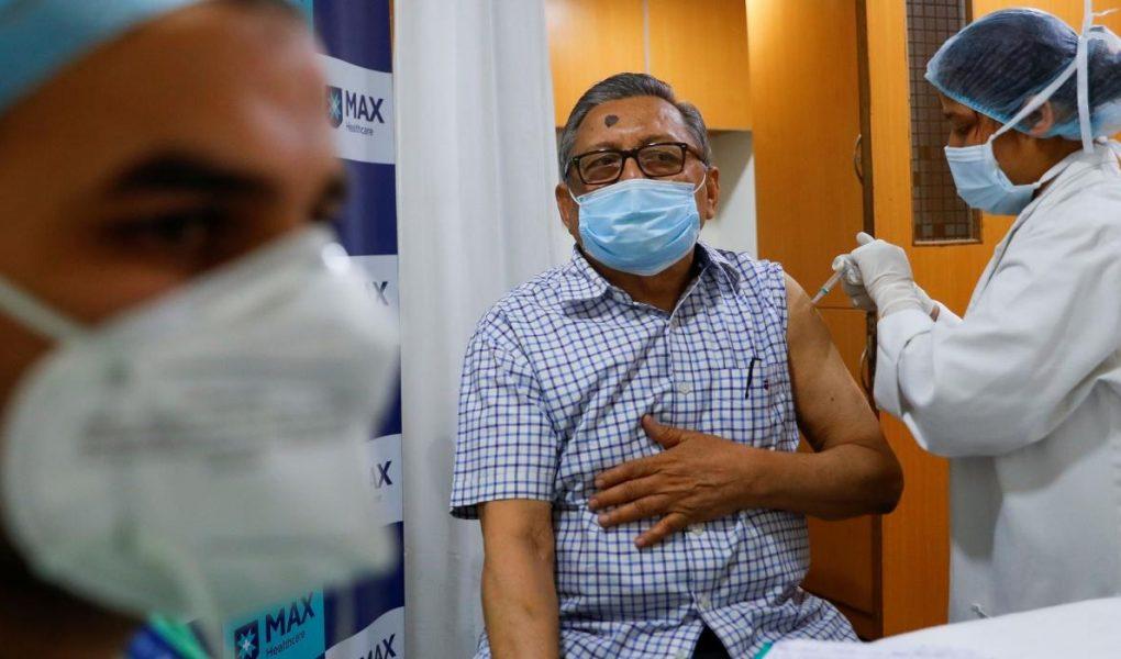 การจองฉีดวัคซีนโควิค