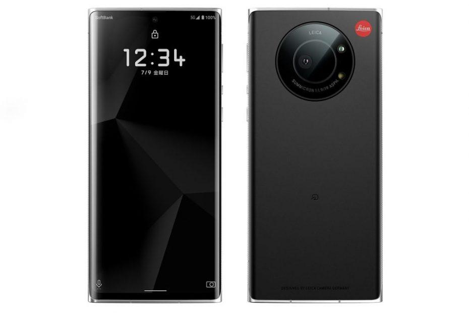 Leitz Phone 1 แบรนด์ Leica