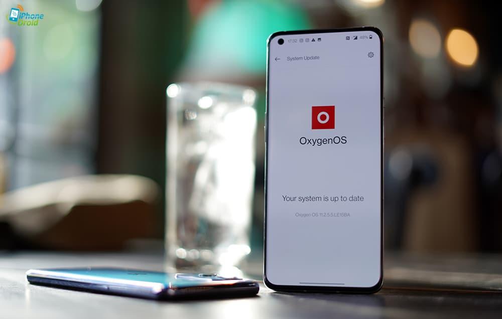 สมาร์ทโฟนของ OnePlus