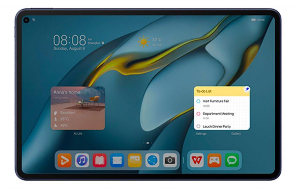 MatePad Pro 10.8 แท็บเล็ตระดับไฮเอนด์