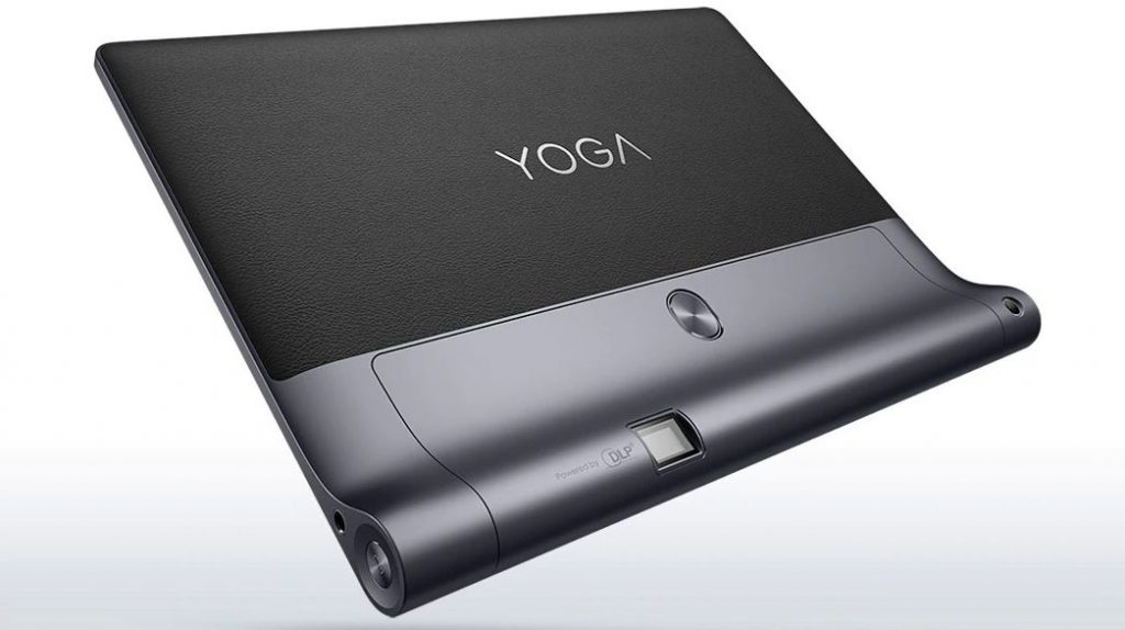 Yoga Tab 13 ที่มาพร้อมหน้าจอ LTPS