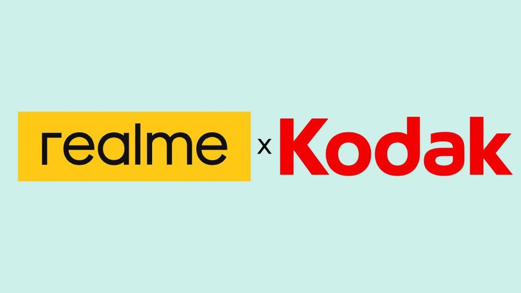 realme จับมือ Kodak ช่วยพัฒนากล้อง